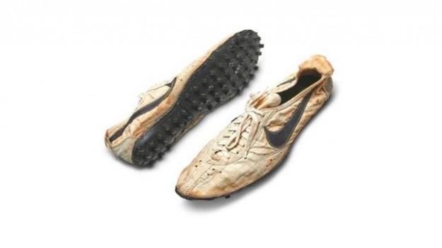 record, Scarpe da Record! Un'asta per le prime scarpe col baffo per i Giochi del 1972