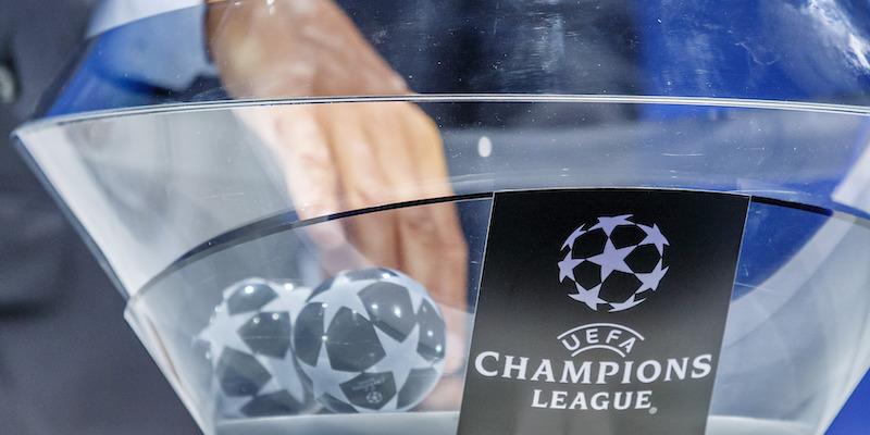 sorteggi champions league, SORTEGGI CHAMPIONS LEAGUE: Diretta e probabili