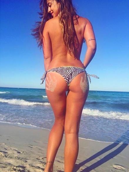 alessia messina, Alessia Messina la modella siciliana dal fascino mediterraneo