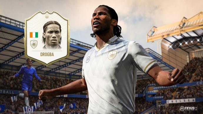 fifa 20, Ecco le ultime 5 icone che FIFA 20 ha scelto per te