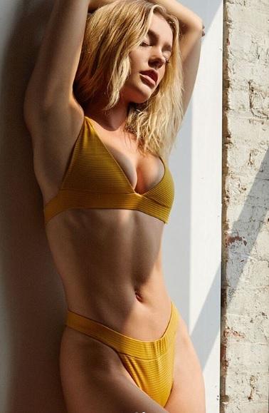 georgia gibbs, Georgia Gibbs la modella che ha incantato l'Australia