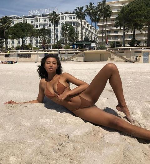 kiele montgomery, Kiele Montgomery una da tenere d'occhio su Instagram