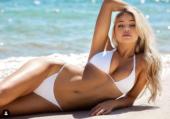 morgan avery, Morgan Avery la modella statunitense che sta conquistando il web