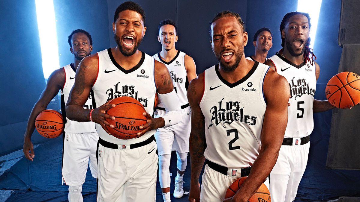 nba, NBA le nuove stupende canotte