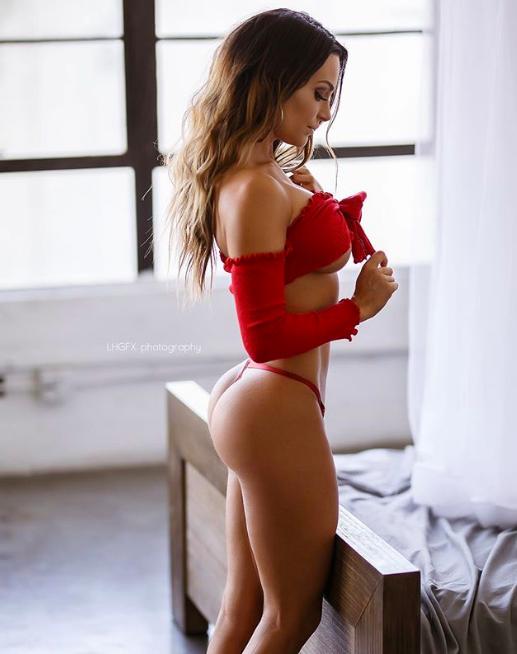 NIENNA JADE, Nienna Jade spacca Instagram
