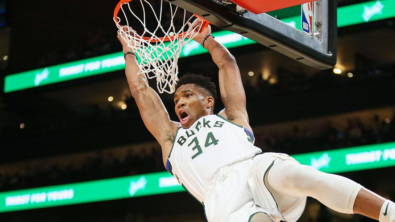 le 5 giocate migliori, Le 5 giocate migliori della Notte NBA. 21 novembre