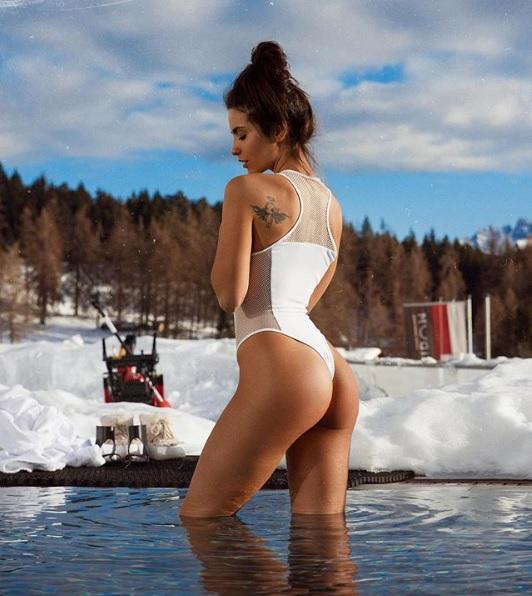 dreyt, La gallery dedicata alla modella Irina Dreyt