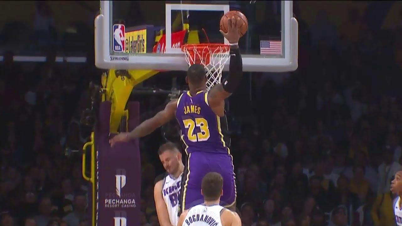 nba, NBA: la TOP 10 delle giocate più belle della notte 15 novembre