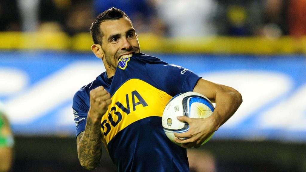tevez, Ma che gol ha fatto Carlitos Tevez!