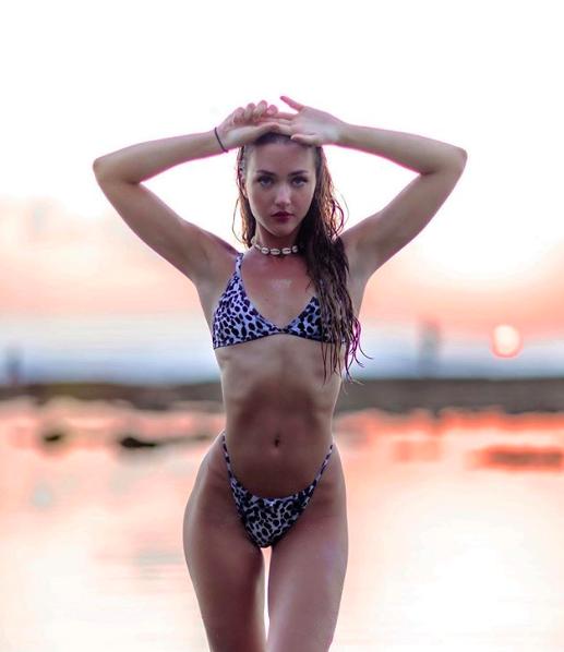 Evgeniya Lvovna, Evgeniya Lvovna la super modella che vi toglierà il sonno