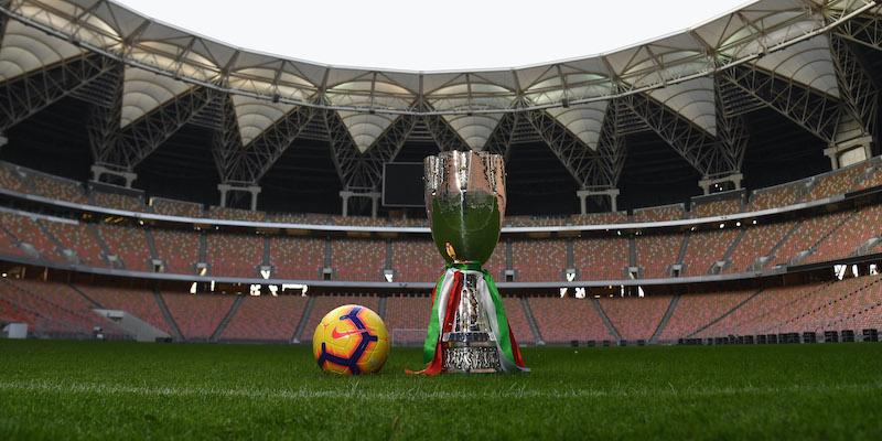 supercoppa, Supercoppa 2019: Juventus-Lazio. Quando giocano e dove vedere la partita