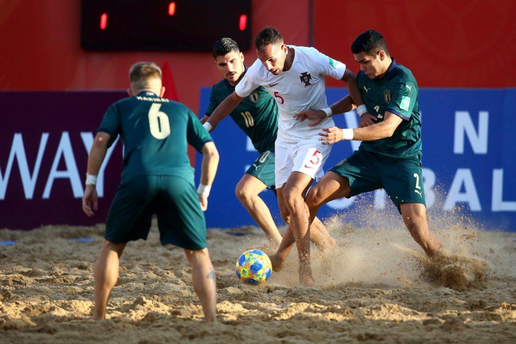 italia, Italia d'argento ai Mondiali Beach Soccer. Il Portogallo è campione!