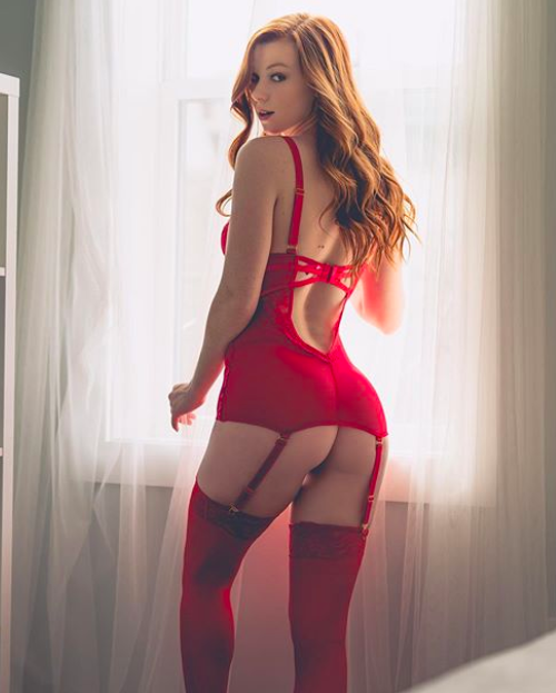 megan deluca, Megan DeLuca: se non vi piacciono le rosse non avete capito nulla