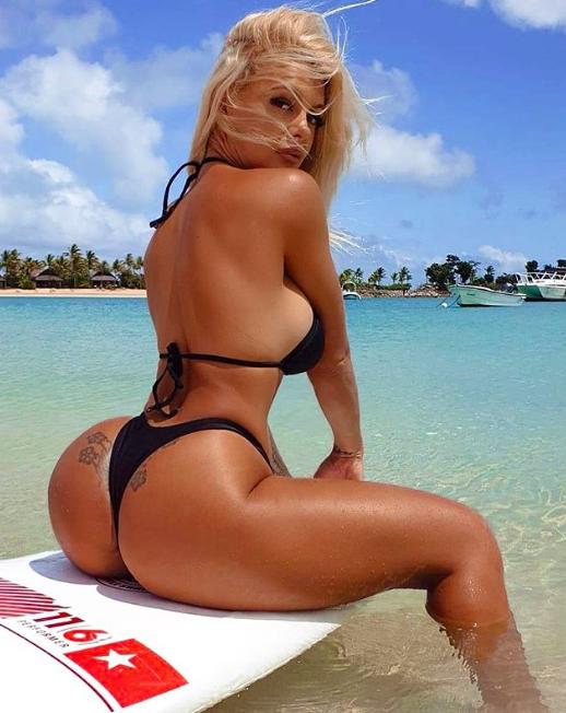 JADE MARIE, Jade Marie la modella dai tatuaggi hot