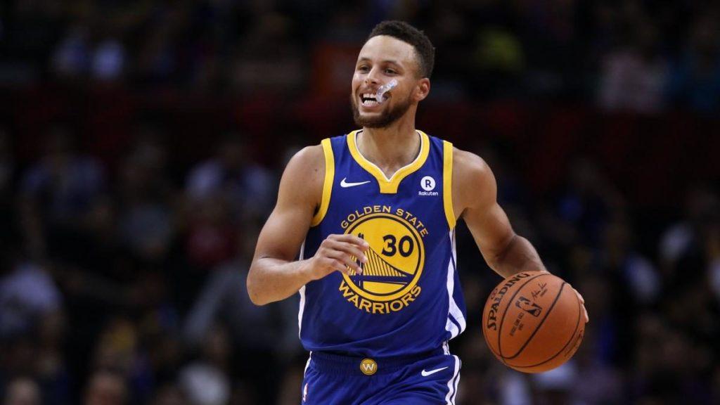 , Curry pronto al rientro in campo contro Toronto