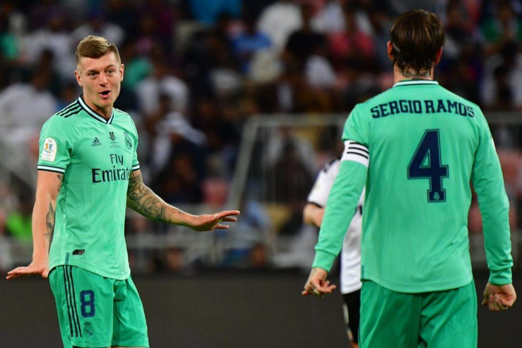 kroos, Kroos un gol da posizione impossibile…