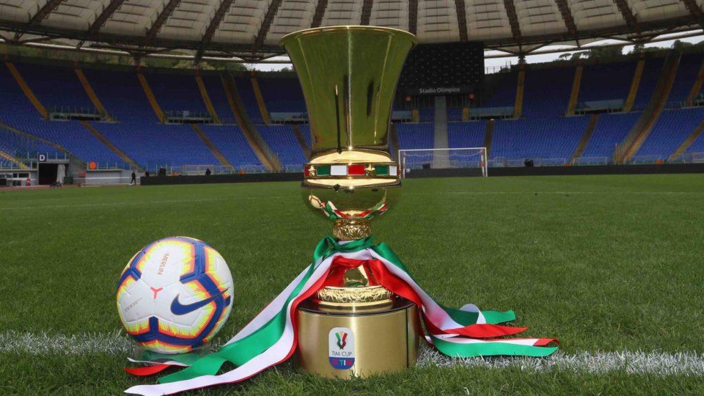coppa italia, Probabili formazioni: Juventus – Roma