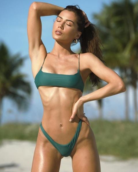 mazzeo, Georgina Mazzeo e quella passione per il corpo.
