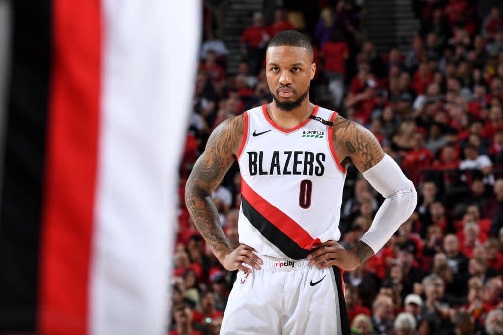 lillard, NBA: Utah batte Portland, ma Lillard è una furia