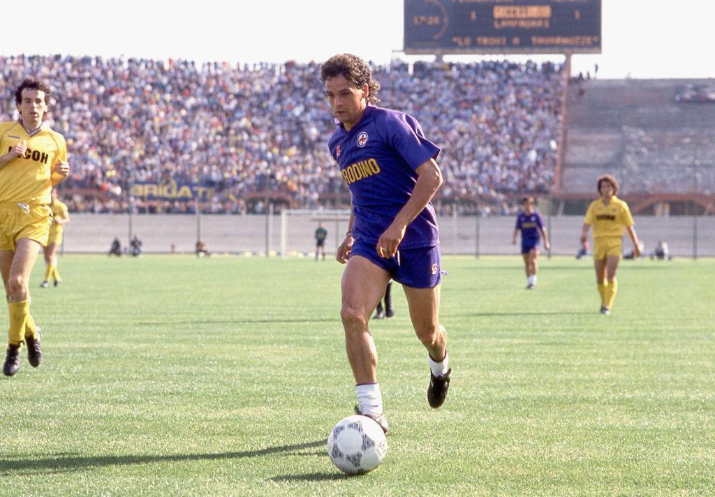 roberto baggio, Il gol di Roberto Baggio contro la Cecoslovacchia a Italia '90