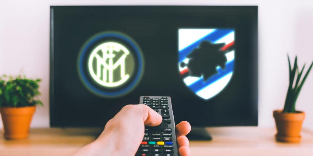 Streaming Inter Sampdoria, Streaming Inter Sampdoria