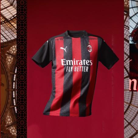 maglia milan, La nuova maglia del Milan!