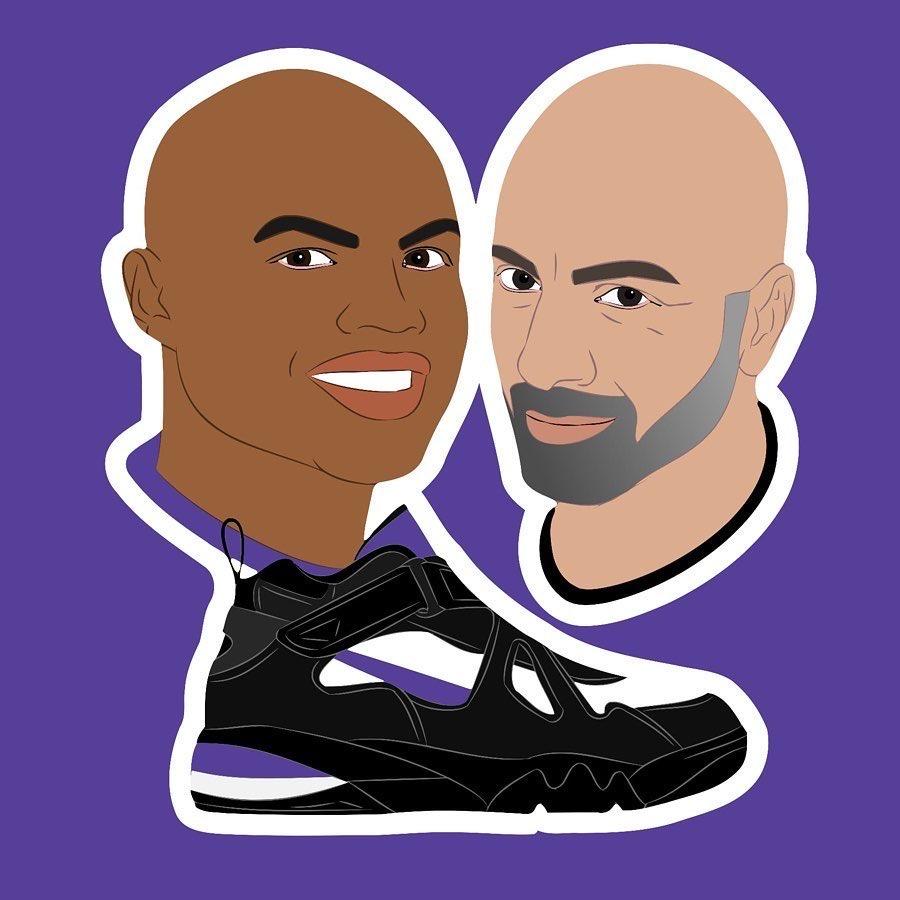 corri forrest, Fresh And Sneak: Le Nike di Sir Charles