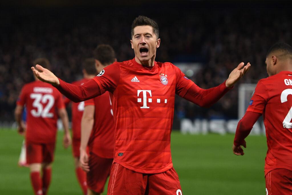 top 5 goleador, TOP 5 Migliori goleador d'Europa