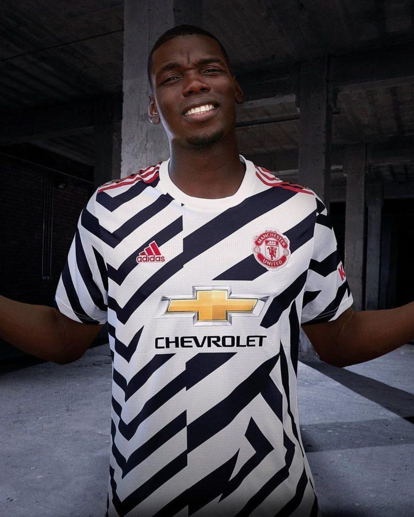 , La terza maglia del Manchester United