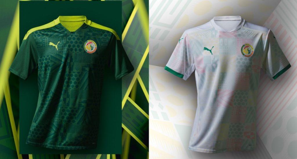 , Le nuove maglie per le nazionali africane