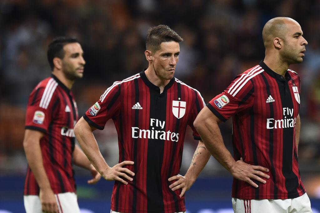 """""""flop"""" 11 del derby di Milano, Verso Inter-Milan – Da Kuzmanovic a Torres : ecco la """"flop"""" 11 del derby di Milano"""