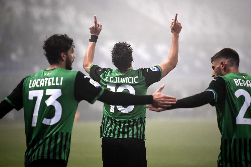 sassuolo benevento, Sassuolo-Benevento: Ultime dai campi