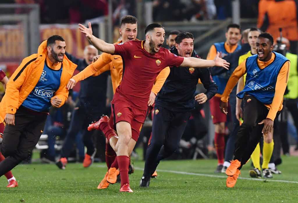 le partite più folli, Le partite più folli della Champions League