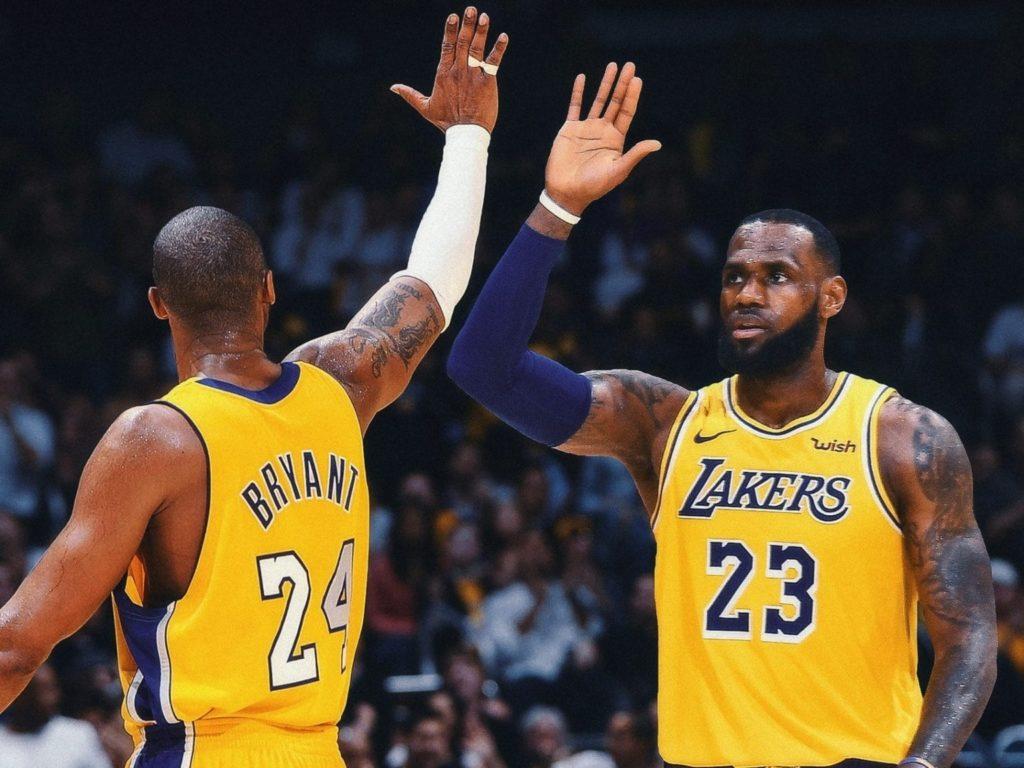 lebron kobe legacy, REWIND. Leave a Legacy: le vite parallele di LeBron e Kobe