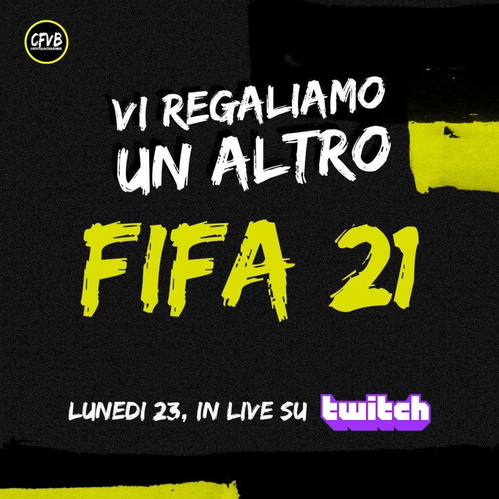 fifa 21, FIFA 21 ve lo regala Che Fatica la Vita da Bomber