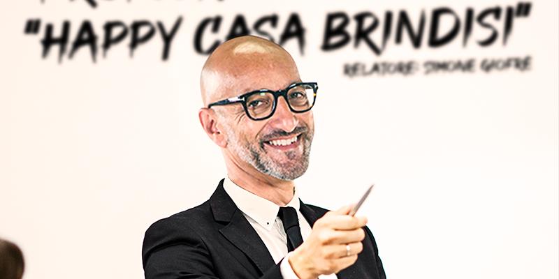 , Happy (per davvero) Casa Brindisi