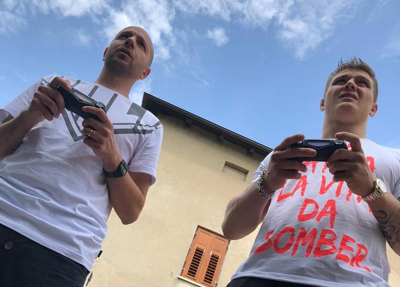 marvin vettori, Marvin Vettori vince e alza il tricolore italiano