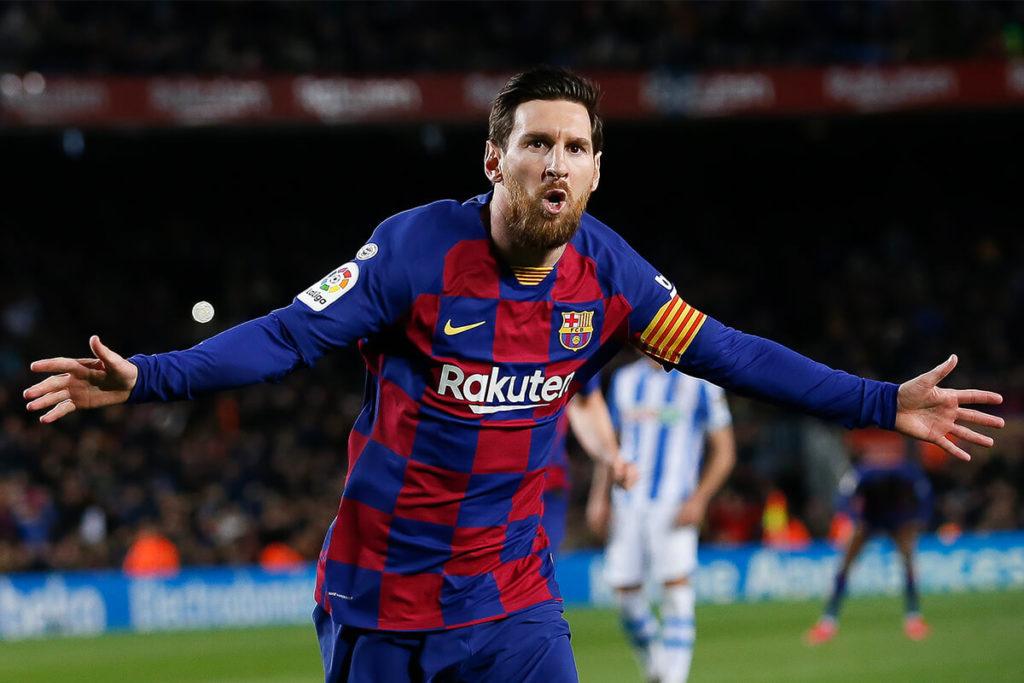 messi, Il nuovo appartamento di Messi