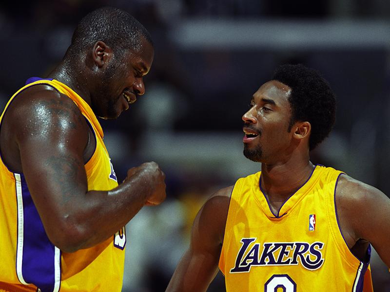 , NBA, Shaq lancia la sfida: Lakers contro non-Lakers