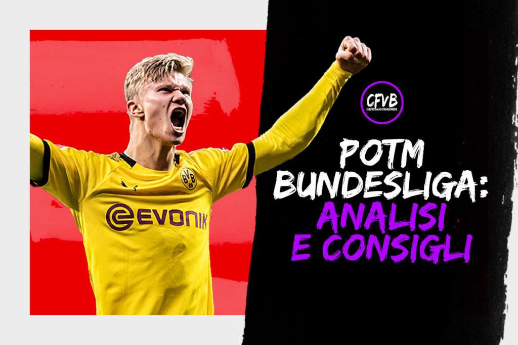 Fifa 21, Fifa 21, POTM Bundesliga di novembre