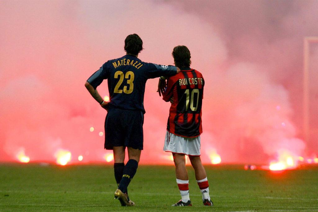 Derby du Milano, Il derby di Milano e le coppe