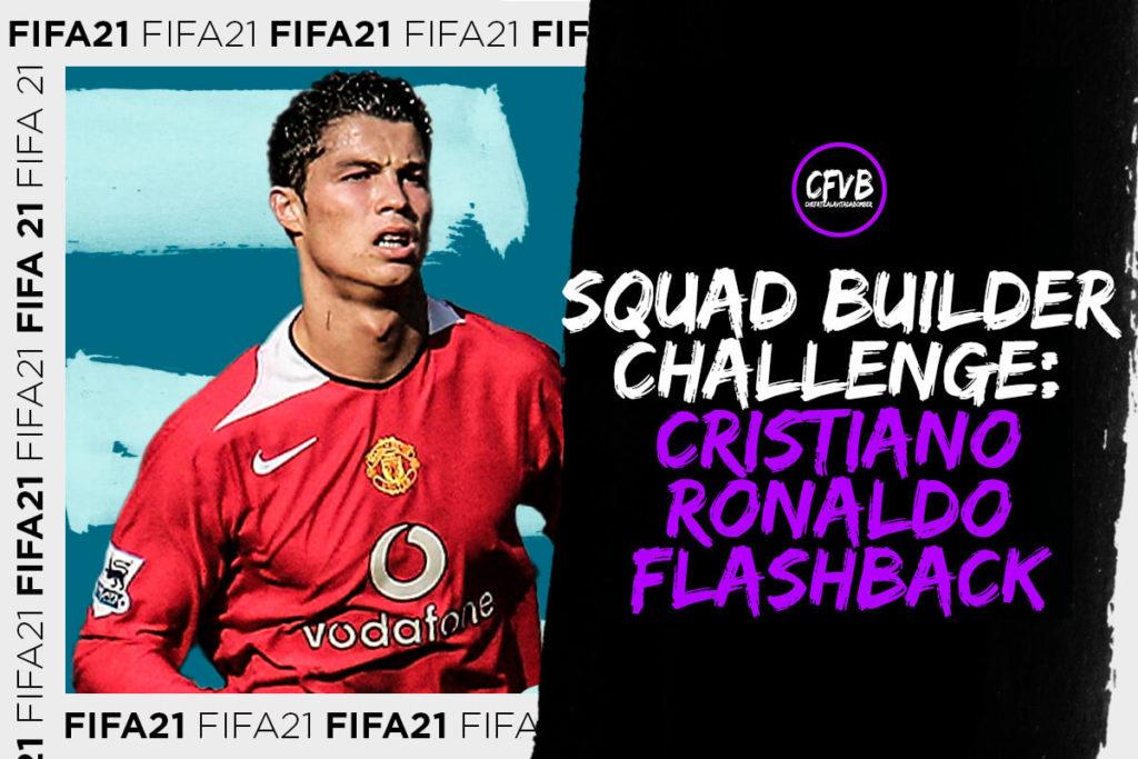 , Fifa 21, SBC Cristiano Ronaldo Flashback