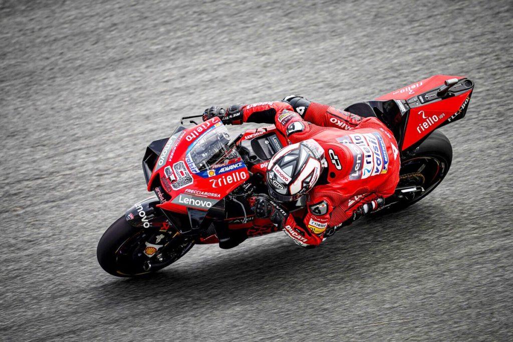 desmosedici, Nuovo Look per la Ducati Desmosedici GP21