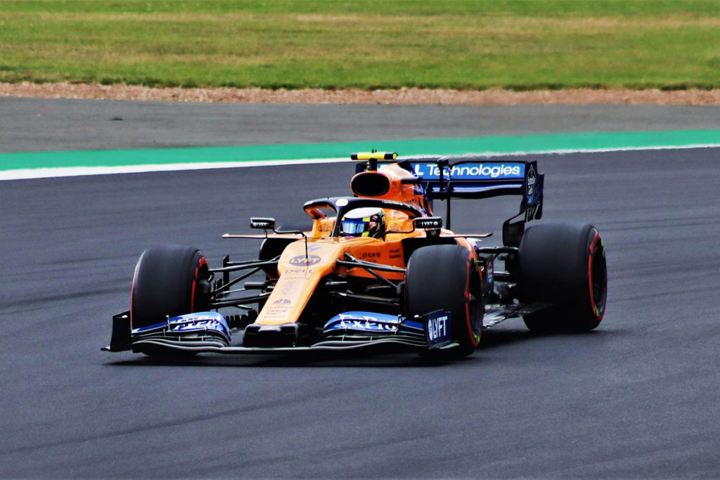 McLaren, Formula 1, la nuova McLaren 2021