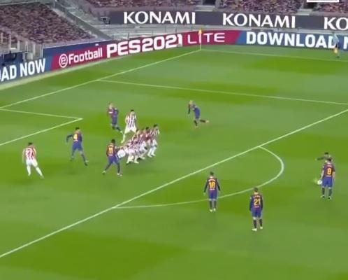 , La punizione geniale di Messi e i record da battere