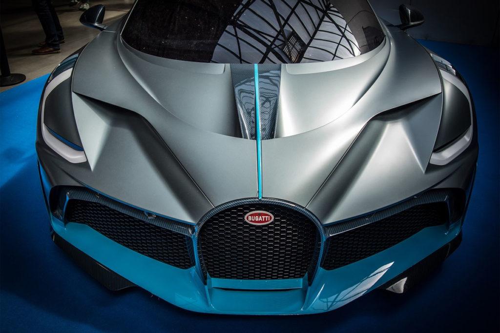 , La nuova Bugatti da 5 milioni di euro
