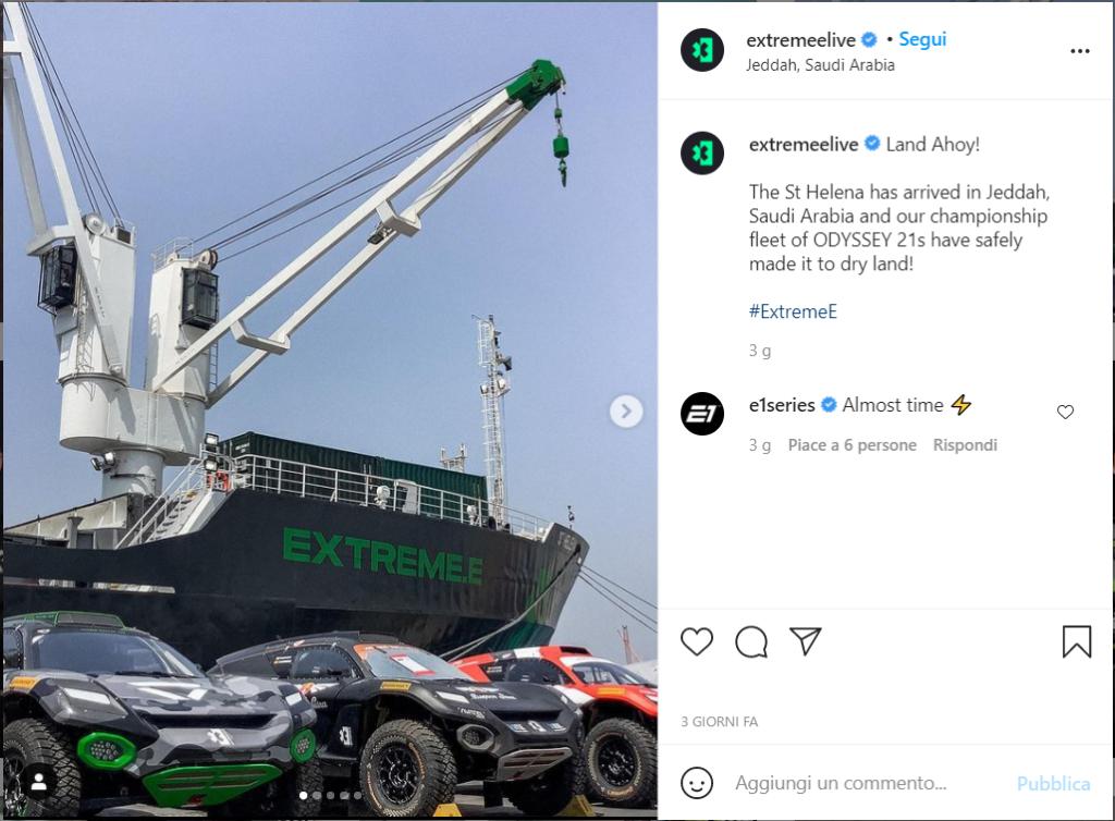 , Extreme E, il nuovo campionato Rally FIA
