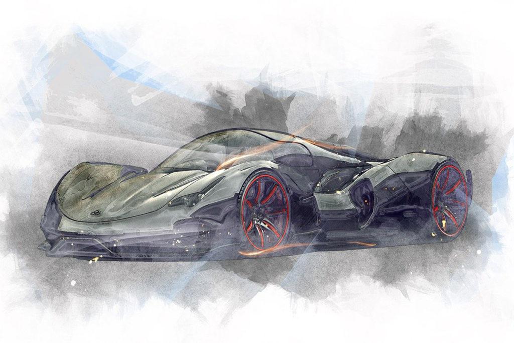 , La nuova Pagani Huayra R