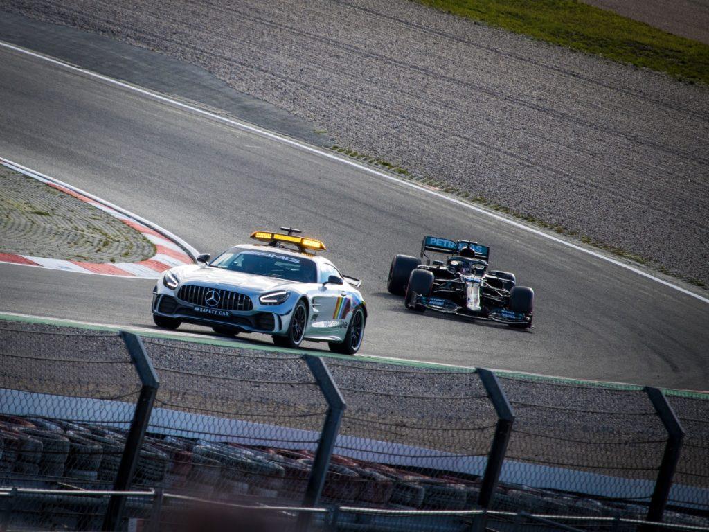 , Formula 1, la nuova Safety Car è un gioiellino