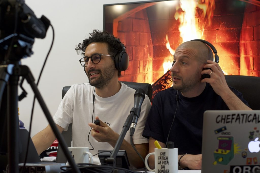 """moraschini, Che Fatica La Vita Da Bomber """"In diretta con…"""" Riccardo Moraschini"""